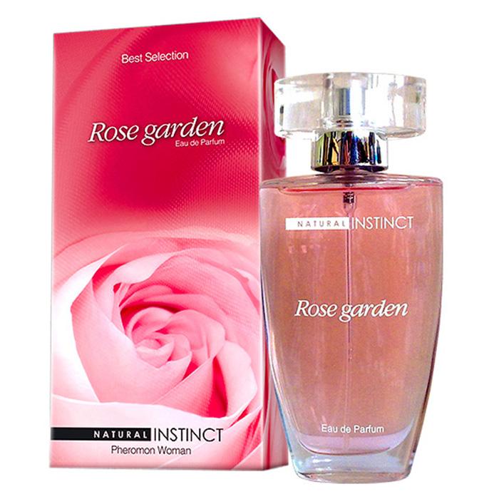 Natural Instinct Духи, ROSE GARDEN, женские, 50 млNI-RSG-50Аромат является воплощением самого красивого цветка - розы. Это великолепное цветочное воплощение роскоши и женственности. Основными нотами является роза, черника, лепестки фиалки, свежая мимоза, жасмин, сандал, пачули.Краткий гид по парфюмерии: виды, ноты, ароматы, советы по выбору. Статья OZON Гид