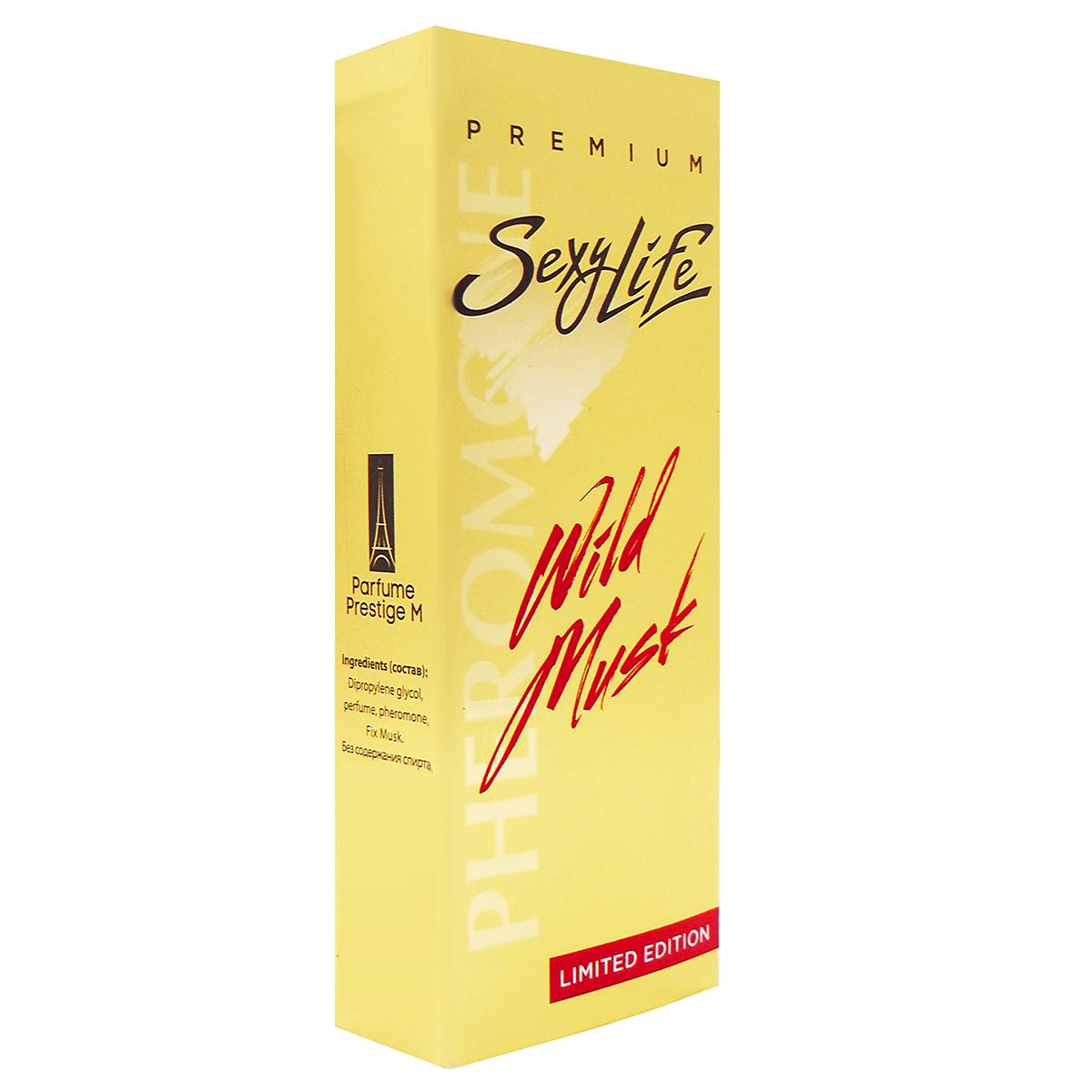 Wild Musk, Духи, № 2, женские, 10 мл сарафан теплый пудровый