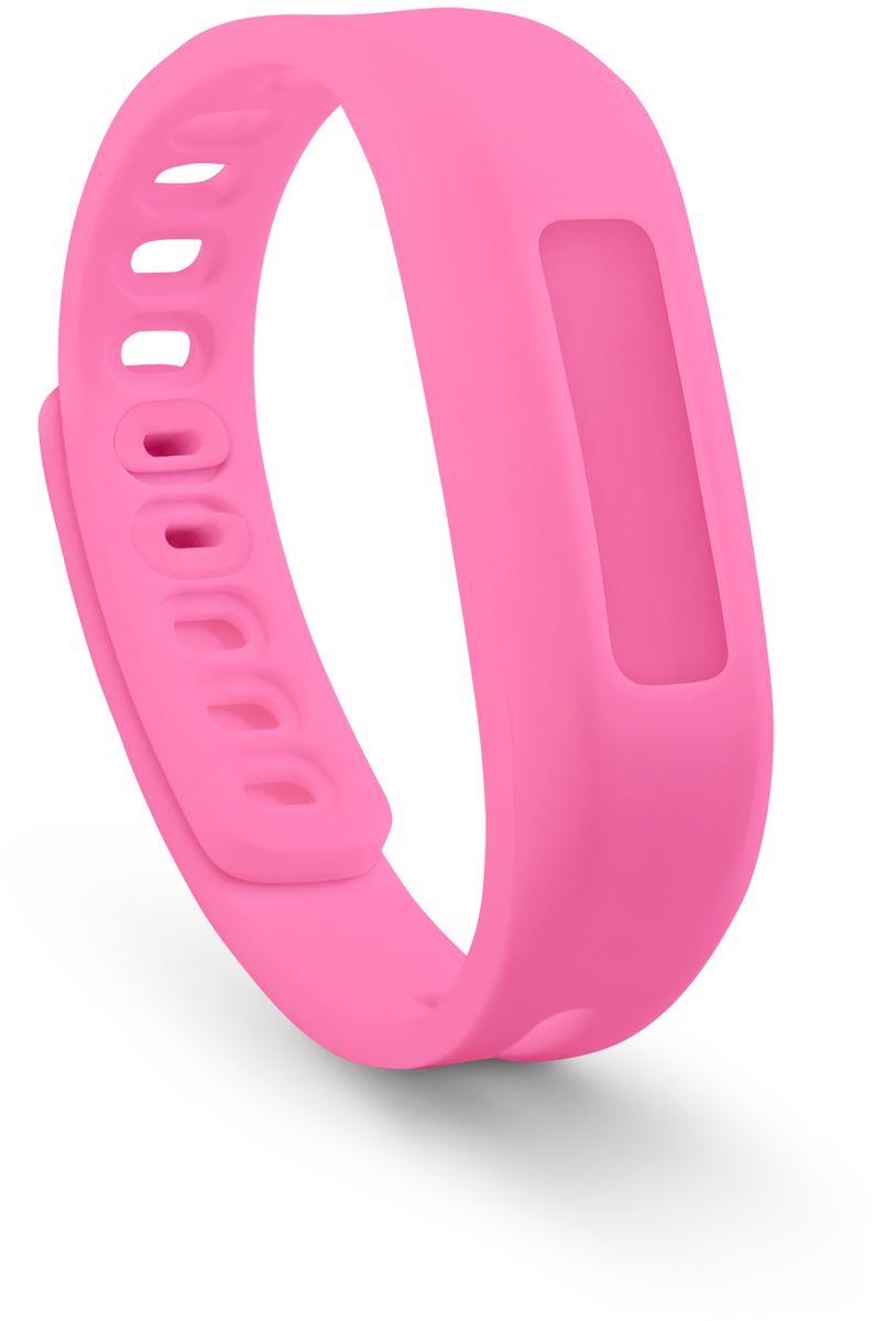 Onetrak one114, Pink ремешок для фитнес-трекера (24 см)one114Onetrak one114 - это ремешок, предназначенный для ношения фитнес-трекера или умного браслета от компанииONETRAK. Ремешок удобен, изготовлен из гипоаллергенного силикона.
