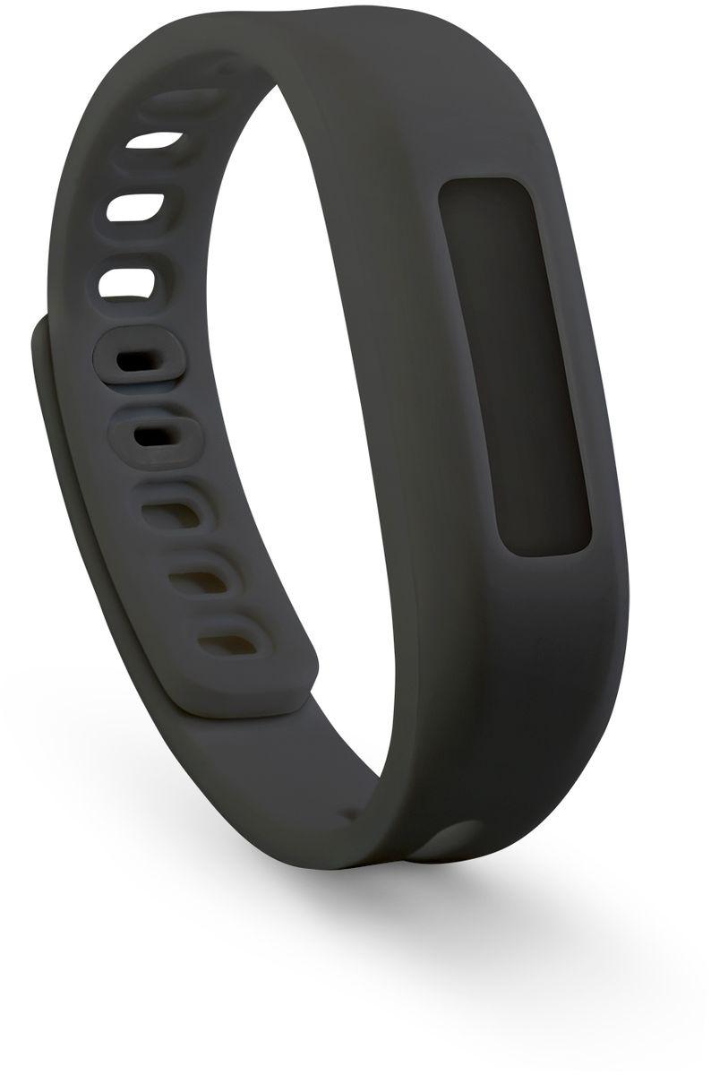 Onetrak one115, Black ремешок для фитнес-трекера (24 см) фитнес браслеты onetrak умный браслет onetrak sport