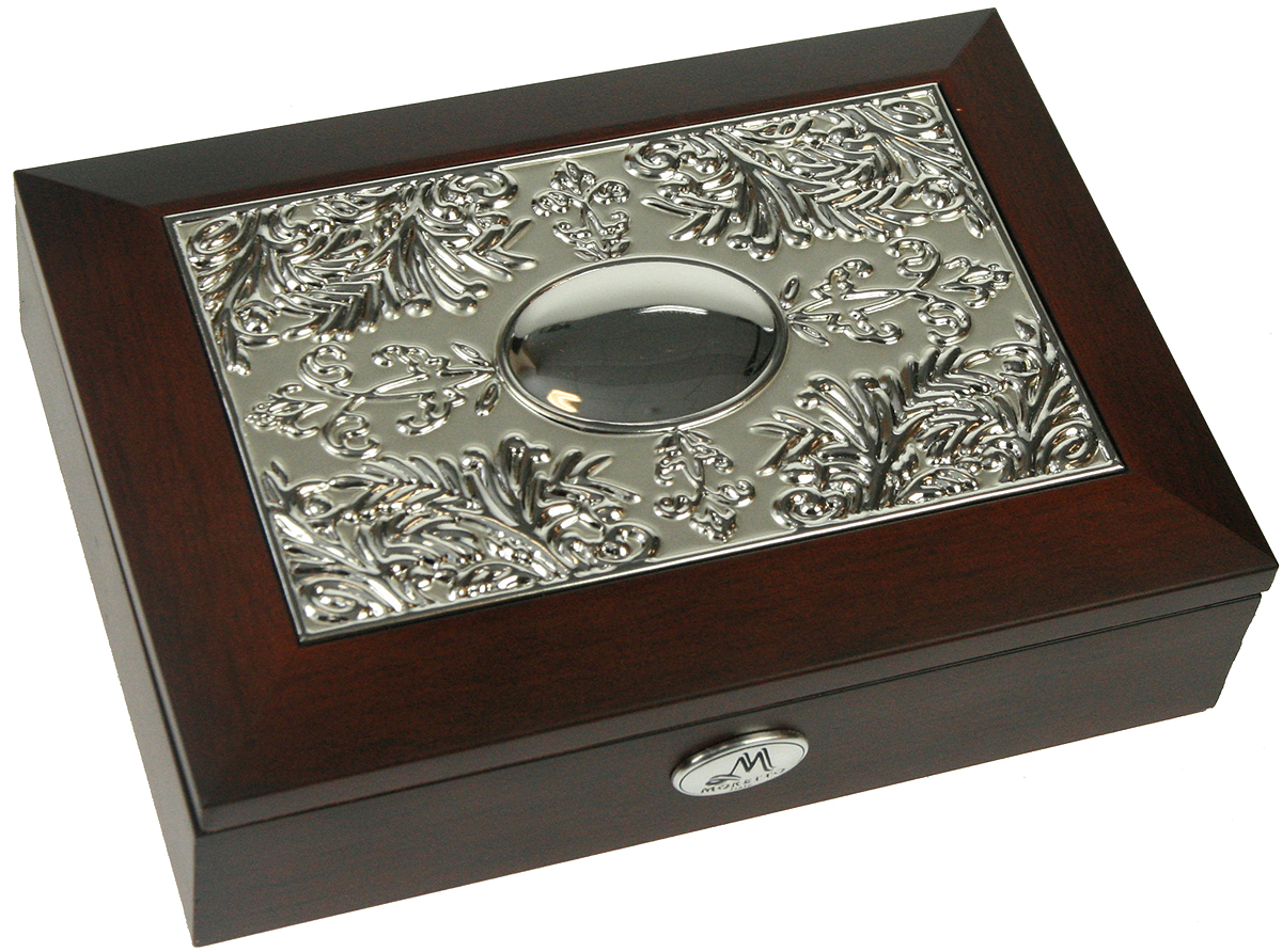 Шкатулка для ювелирных украшений Moretto, 18 х 13 х 5 см. 139522 шкатулка для ювелирных украшений moretto 18 х 13 х 5 см 39849