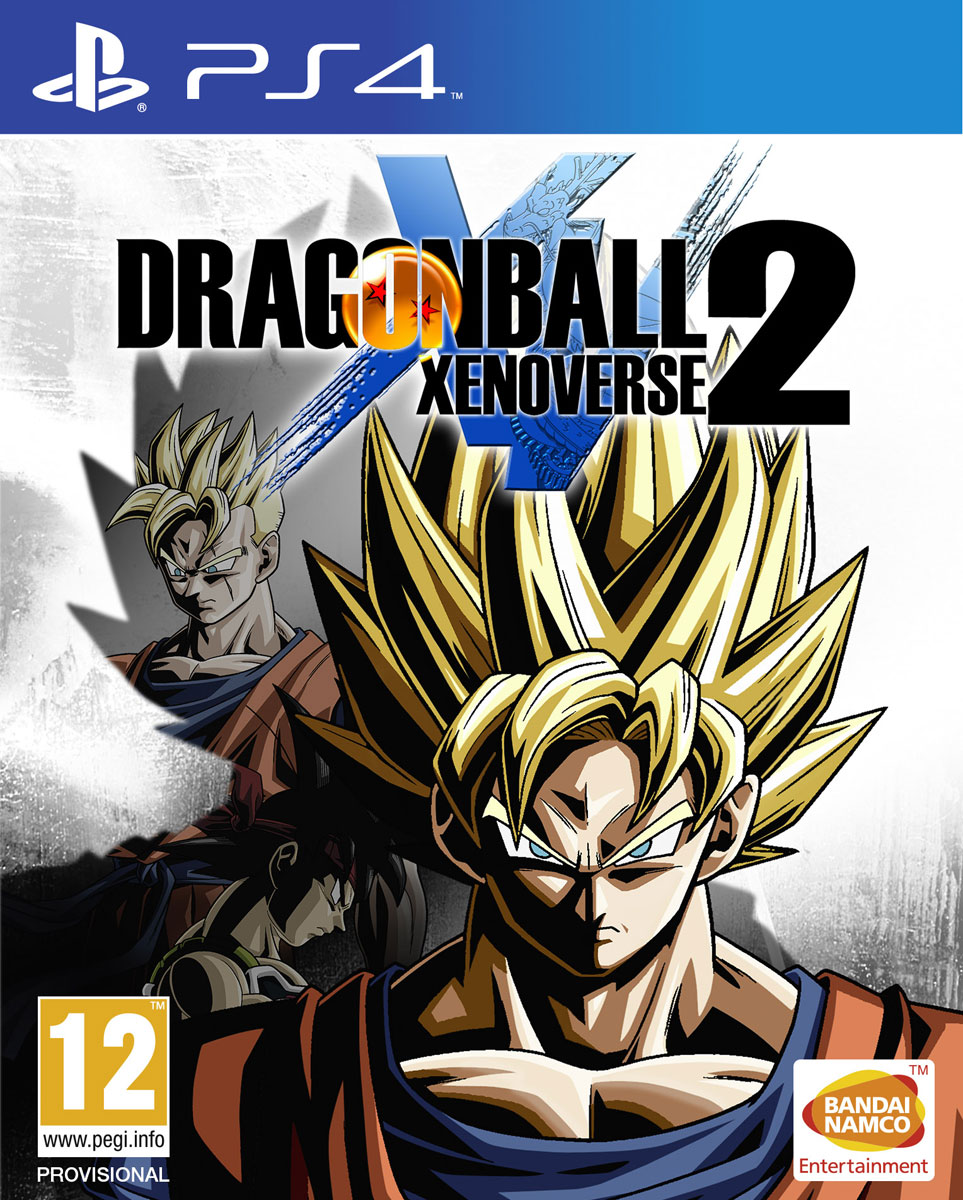 Dragon Ball Xenoverse 2 (PS4), Toei Animation Company