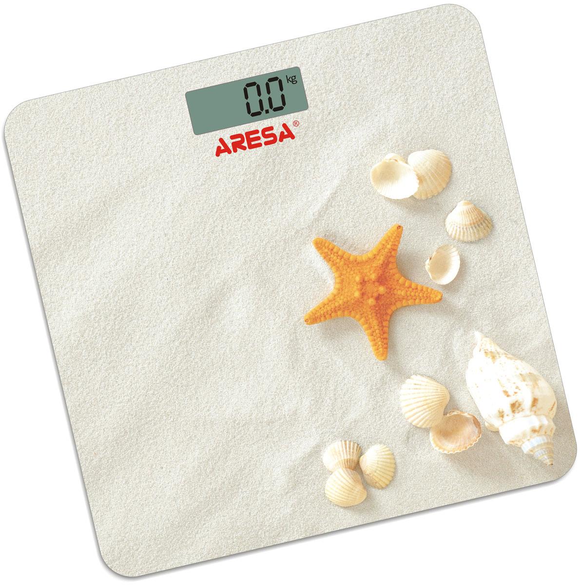 Aresa SB-305 напольные весыSB-305Напольные электронные весы Aresa SB-305 - неотъемлемый атрибут здорового образа жизни. Они необходимы тем, кто следит за своим здоровьем, весом, ведет активный образ жизни, занимается спортом и фитнесом. Очень удобны для будущих мам, постоянно контролирующих прибавку в весе, также рекомендуются родителям, внимательно следящим за весом своих детей.Минимальная нагрузка: 2,5 кг