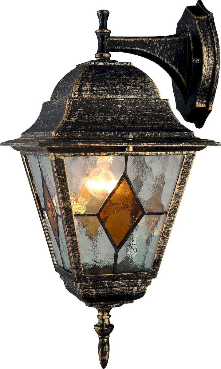 все цены на Светильник уличный Arte Lamp Berlin A1012AL-1BN онлайн
