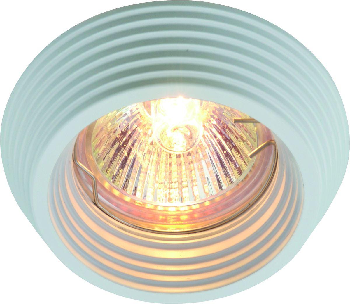 Светильник потолочный Arte Lamp CROMO A1058PL-1WH встраиваемый светильник arte lamp cromo a1058pl 1wh