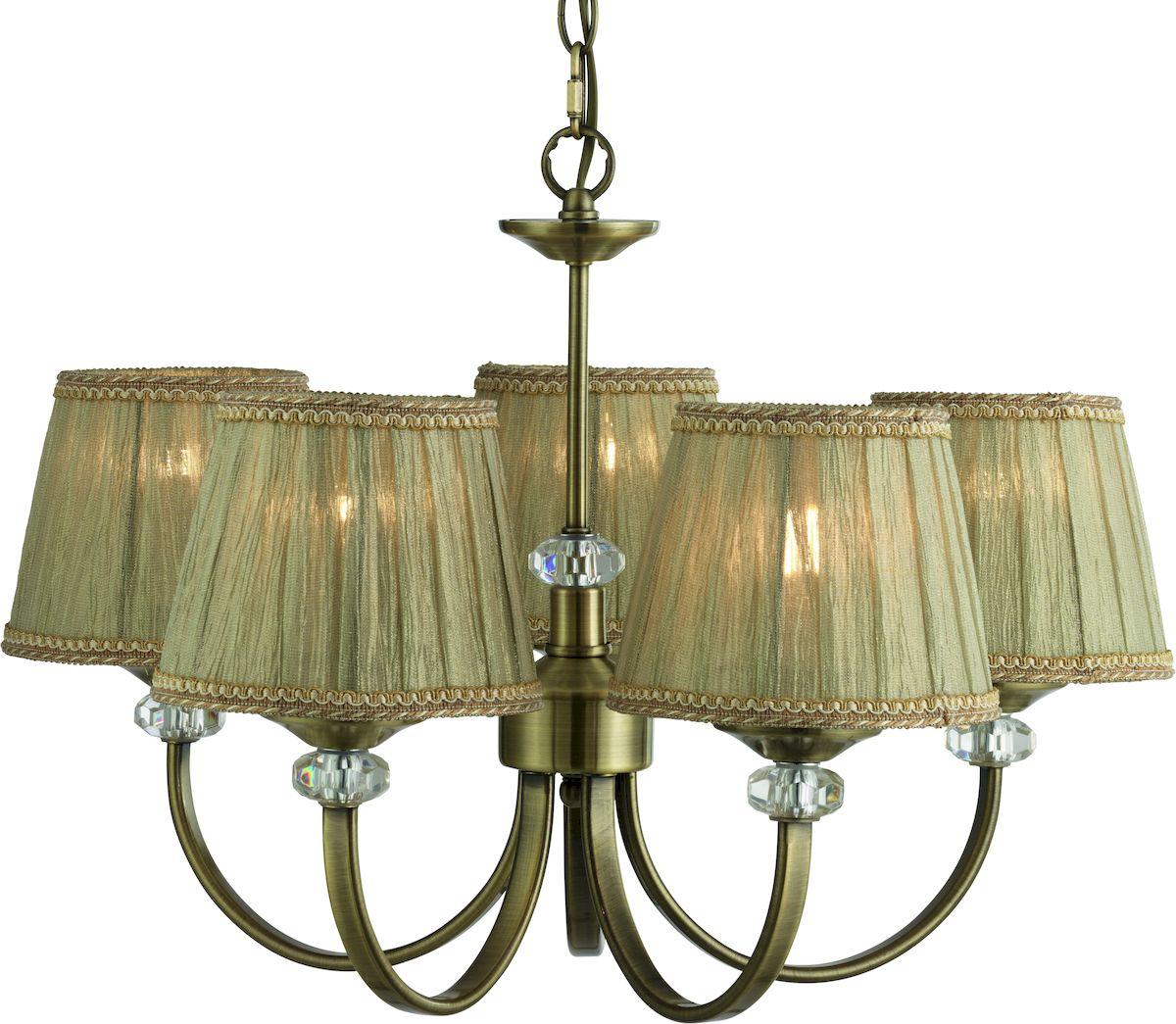 Светильник подвесной Arte Lamp SYLVIA A1180LM-5AB подвесная люстра arte lamp szylvia a1180lm 5ab