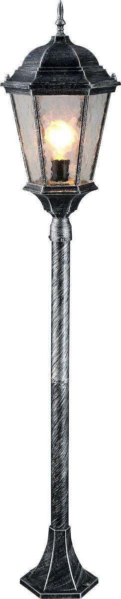 Светильник уличный Arte Lamp Genova A1206PA-1BS arte lamp a1207pa 1bs