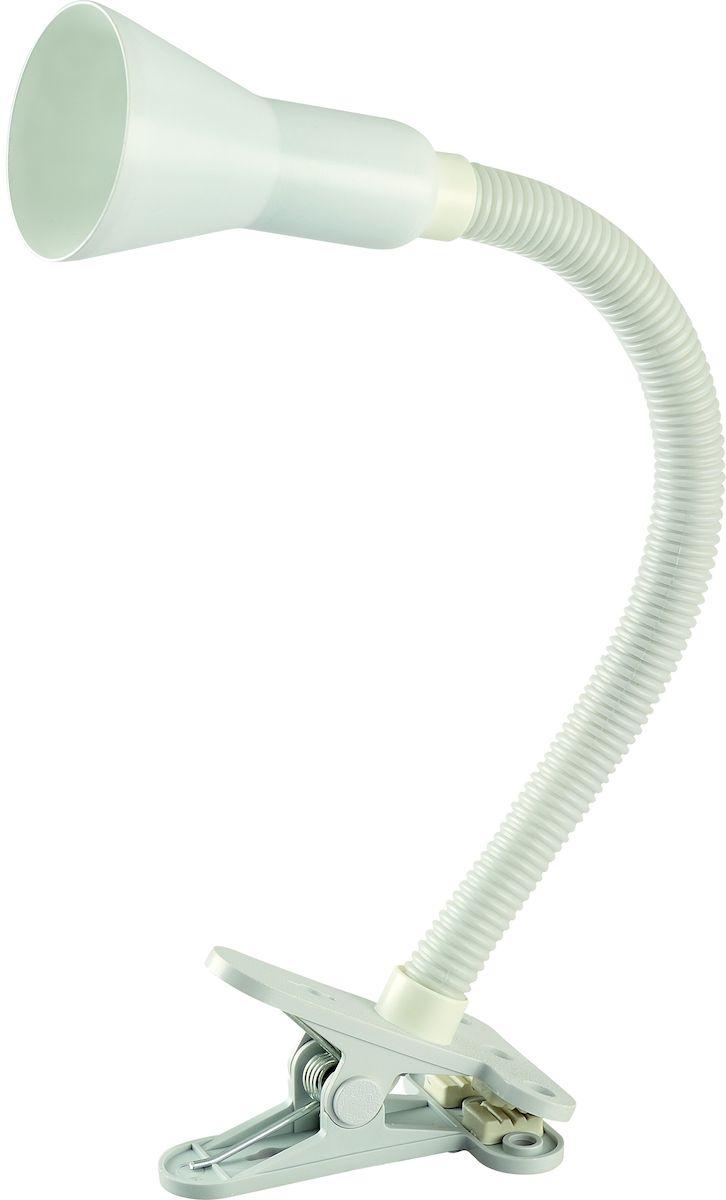 Светильник настольный Arte Lamp Cord. A1210LT-1WHA1210LT-1WHСветильник Arte Lamp Cord поможет создать в вашем доме атмосферу уюта и комфорта. Благодаря высококачественным материалам он практичен в использовании и отлично работает на протяжении долгого периода времени. Цоколь Е14, 1 шт, 40 Ватт. Пылевлагозащита IP20.