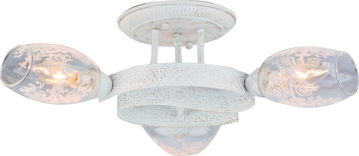 Светильник потолочный Arte Lamp BETTINA A1296PL-3WGA1296PL-3WG