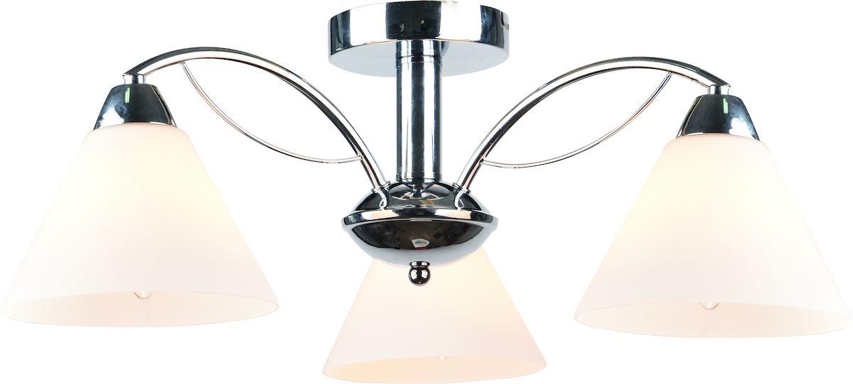 Светильник потолочный Arte Lamp FEDERICA A1298PL-3CC люстра на штанге arte lamp federica a1298pl 3cc
