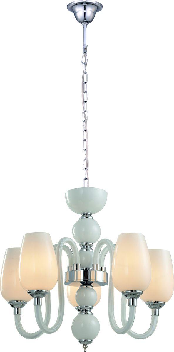 Светильник подвесной Arte Lamp LAVINIA A1404LM-5WH люстра arte lamp lavinia a1404lm 5wh