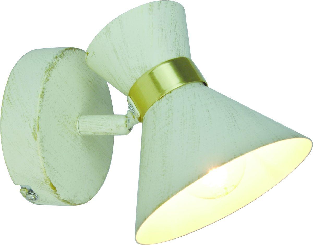 Светильник настенный Arte Lamp BALTIMORE A1406AP-1WG светильник настенный arte lamp baltimore a1406ap 1bk