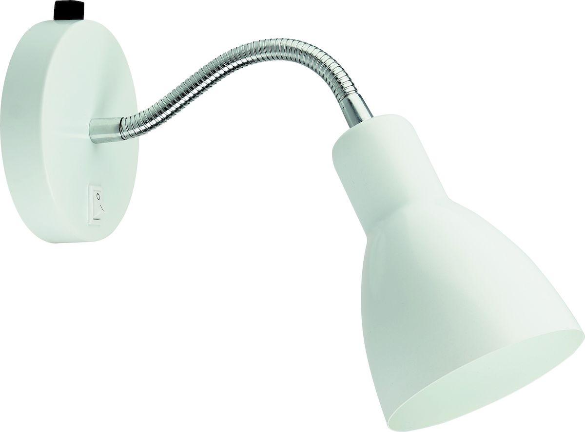 Светильник настенный Arte Lamp DORM A1408AP-1WH светильник настенный arte lamp a1415al 1wh