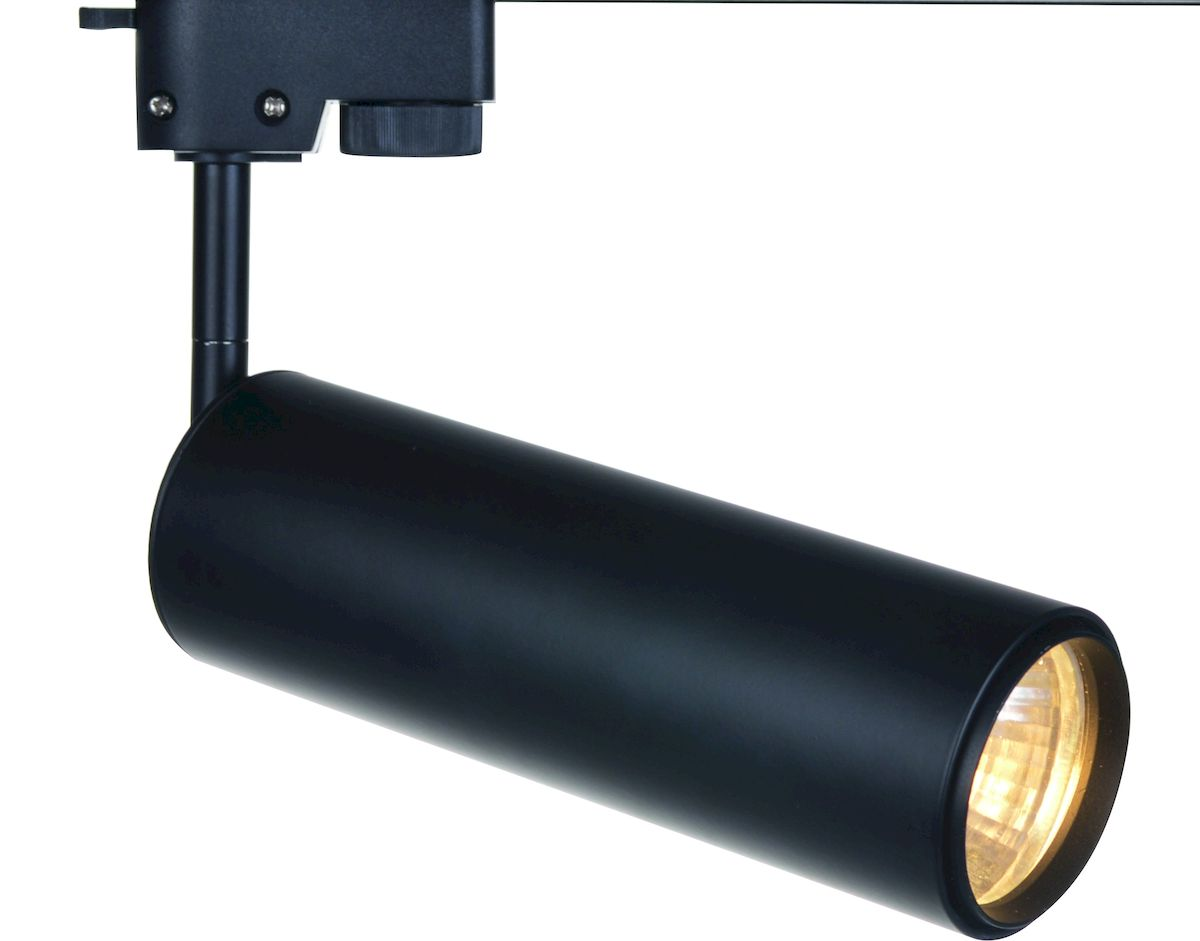 Светильник потолочный Arte Lamp Track Lights A1412PL-1BK