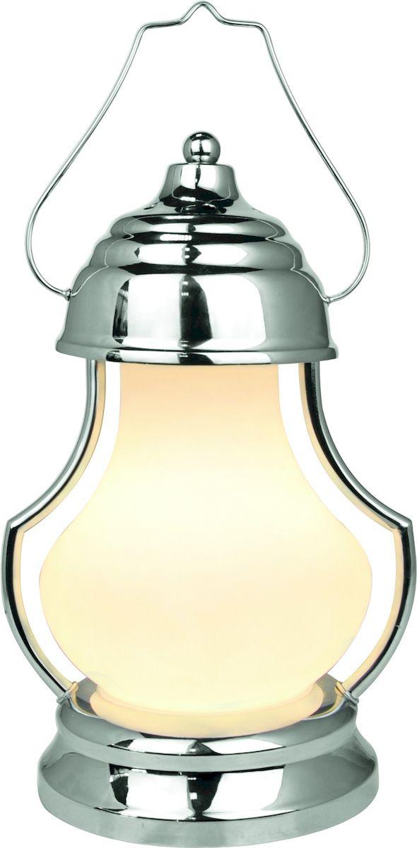 Светильник настольный Arte Lamp Lumino, цвет: серебристый. A1502LT-1CCA1502LT-1CCСветильник Arte Lamp Lumino поможет создать в вашем доме атмосферу уюта и комфорта. Благодаря высококачественным материалам он практичен в использовании и отлично работает на протяжении долгого периода времени.Цоколь: Е14, 1 шт, 40 Вт.Пылевлагозащита: IP20.