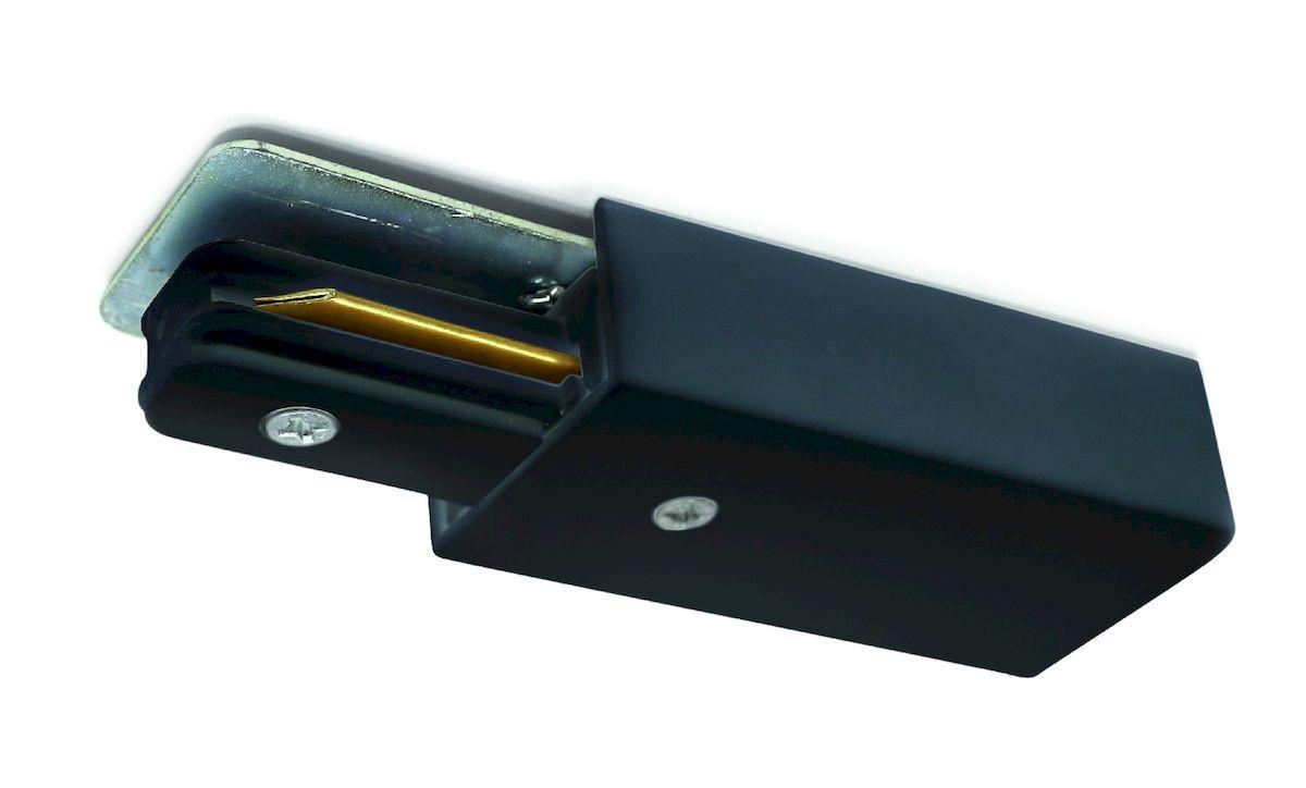Коннектор-токоподвод для шинопровода (Трека) Arte Lamp A160006A160006