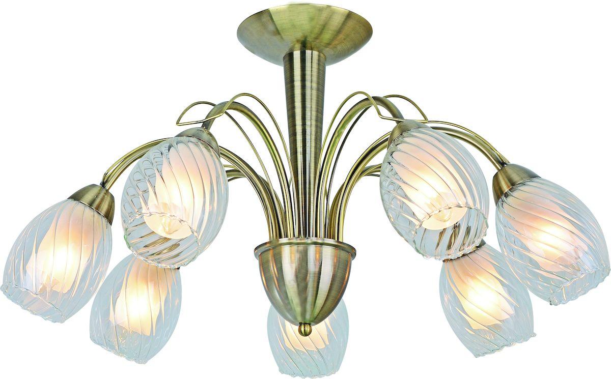 Светильник потолочный Arte Lamp TEMPESTA A1673PL-7ABA1673PL-7AB