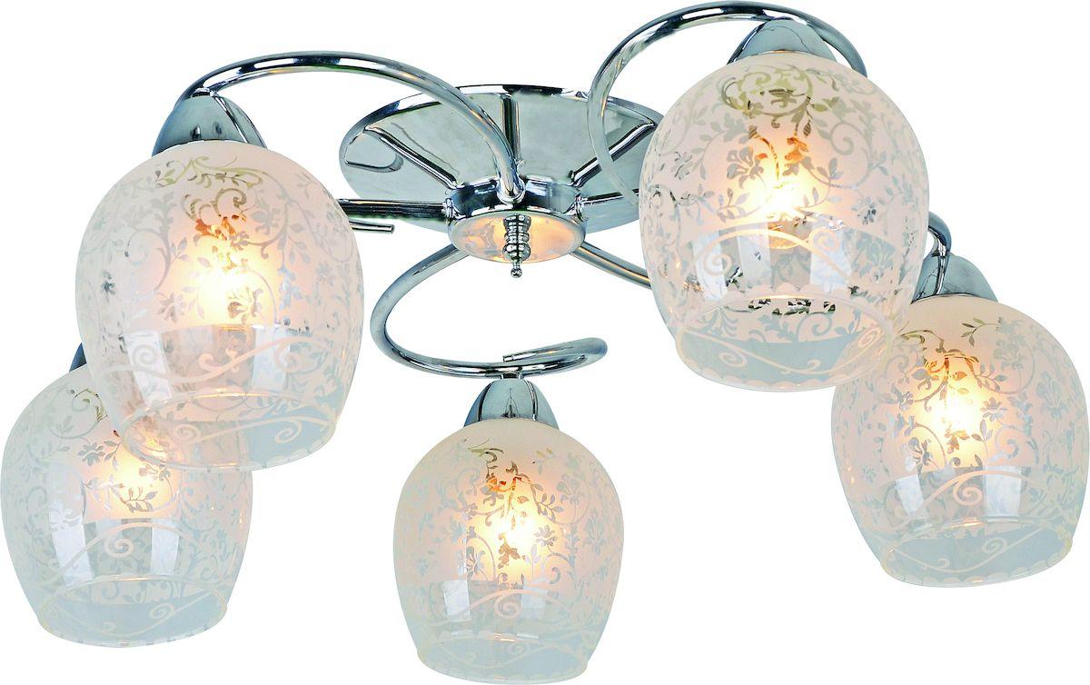 Светильник потолочный Arte Lamp GEMMA A1674PL-5CCA1674PL-5CC