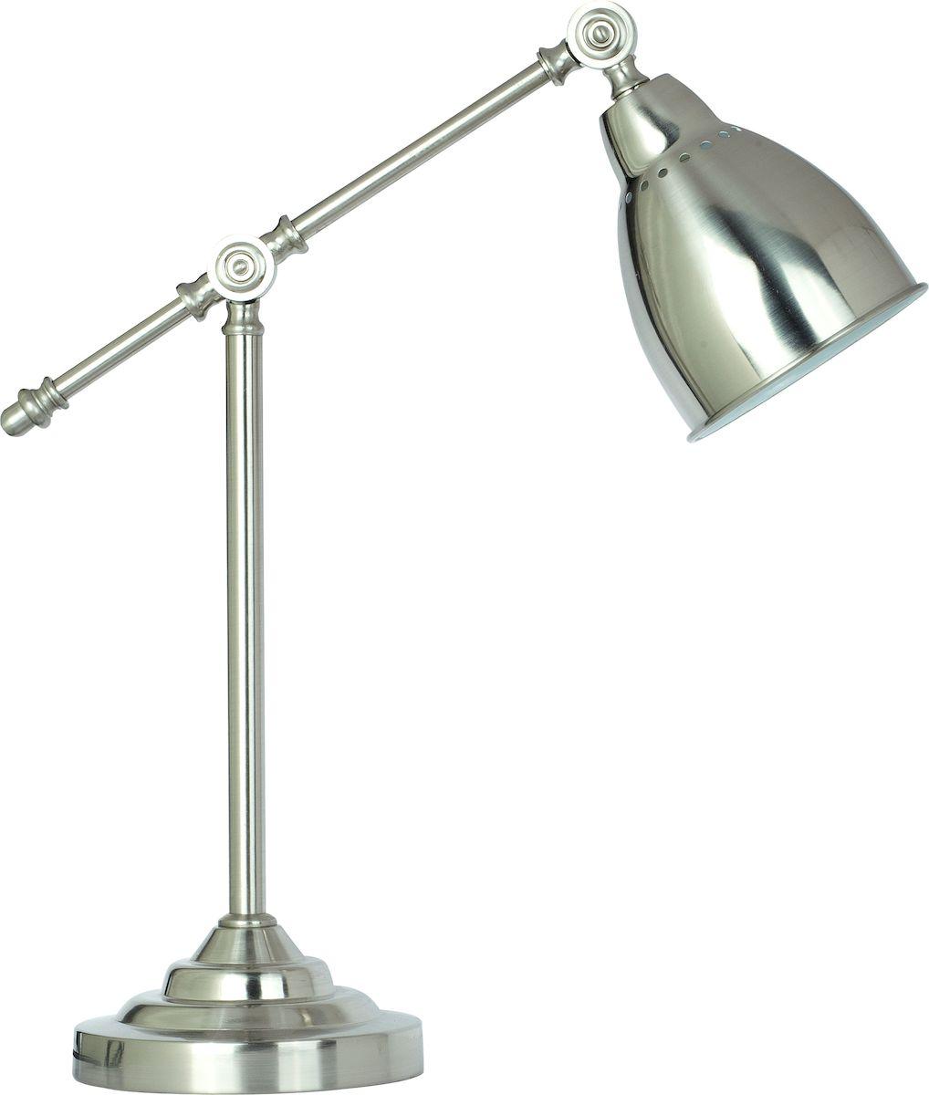 Светильник настольный Arte Lamp BRACCIO A2054LT-1SSA2054LT-1SS