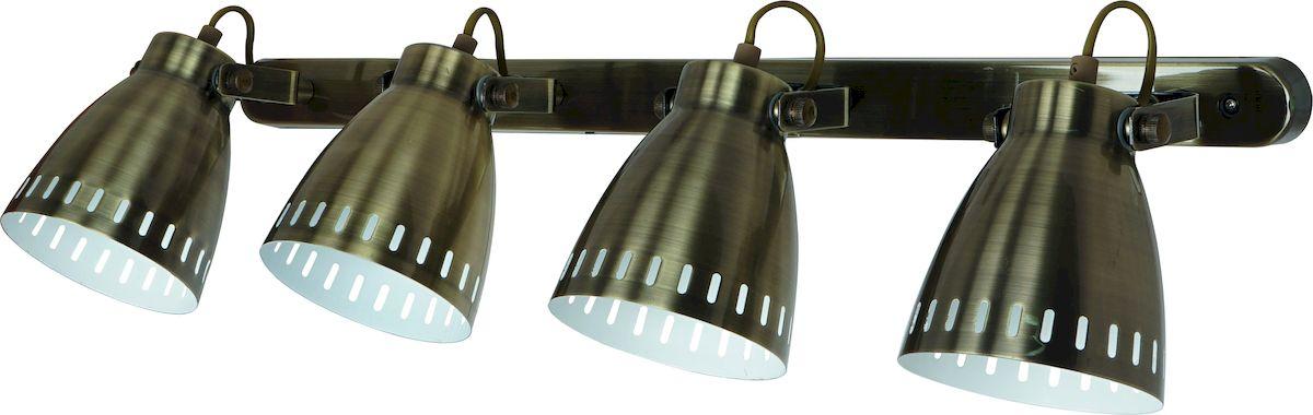 Светильник потолочный Arte Lamp Luned A2214PL-4ABA2214PL-4ABСветильник Arte Lamp Luned поможет создать в вашем доме атмосферу уюта и комфорта. Благодаря высококачественным материалам он практичен в использовании и отлично работает на протяжении долгого периода времени.