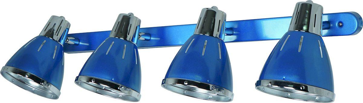 Светильник потолочный Arte Lamp Marted A2215PL-4BL