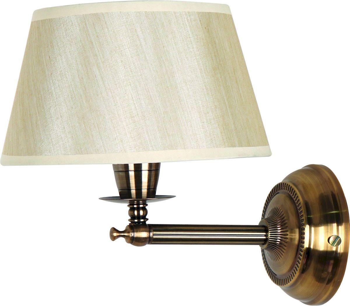 Светильник настенный Arte Lamp York. A2273AP-1RBA2273AP-1RBСветильник Arte Lamp York поможет создать в вашем доме атмосферу уюта и комфорта. Благодаря высококачественным материалам он практичен в использовании и отлично работает на протяжении долгого периода времени. Удаление от стены: 26 см. Цоколь: Е14, 1 шт, 60 Ватт. Крепление: монтажная планка, шурупами.