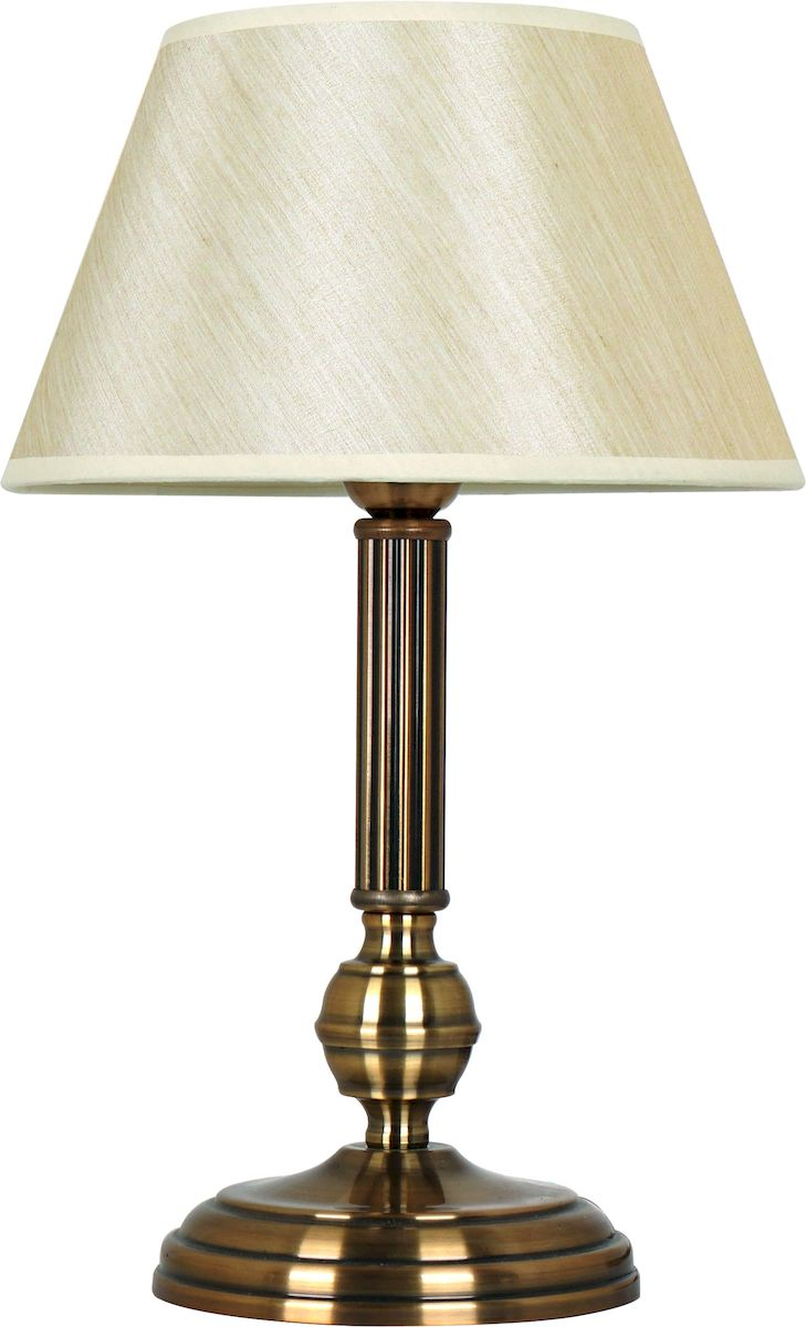Светильник настольный Arte Lamp York. A2273LT-1RBA2273LT-1RBСветильник Arte Lamp York поможет создать в вашем доме атмосферу уюта и комфорта. Благодаря высококачественным материалам он практичен в использовании и отлично работает на протяжении долгого периода времени. Цоколь Е27, 2 шт, 60 Ватт. Высота: 50 см. Выключатель на проводе в розетку.