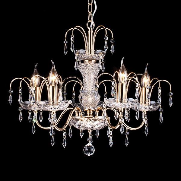 Светильник подвесной Arte Lamp SPARKLES A3054LM-5GO люстра arte lamp sparkles a3054lm 8go