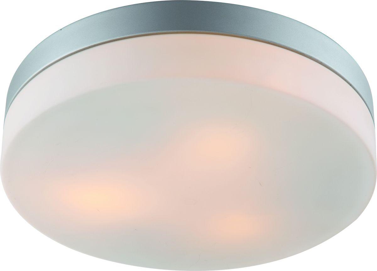 Светильник потолочный Arte Lamp Aqua. A3211PL-3SI светильник настенно потолочный arte lamp a3211pl 3si