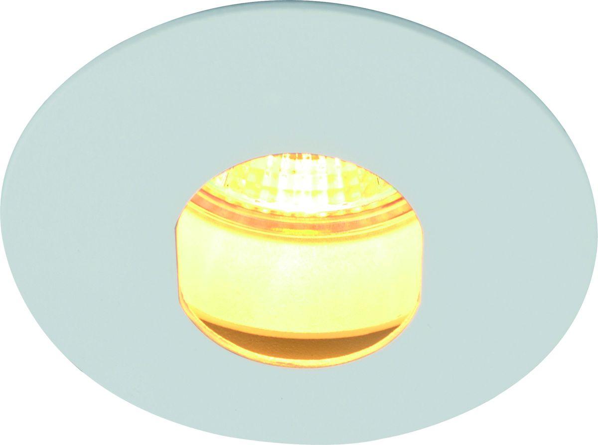 Светильник потолочный Arte Lamp ACCENTO A3219PL-1WH встраиваемый светильник arte lamp accento a3219pl 1wh