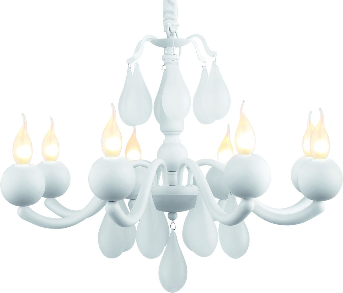 Светильник подвесной Arte Lamp SIGMA A3229LM-8WHA3229LM-8WH