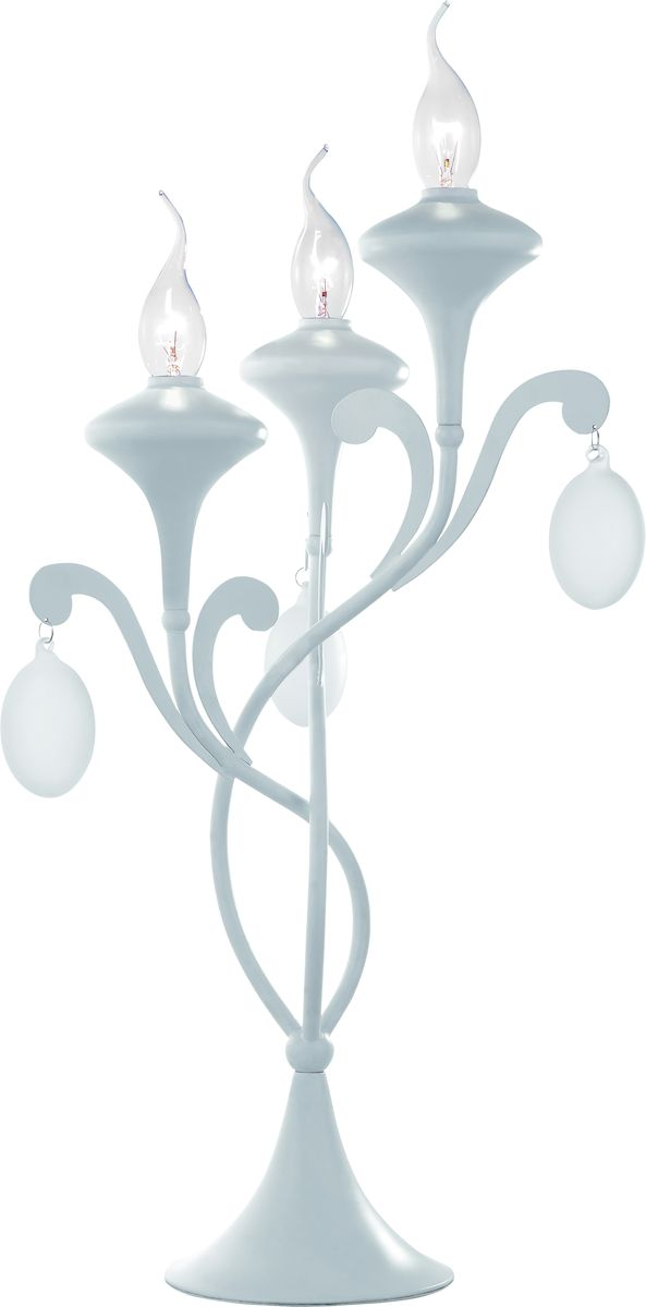 Светильник настольный Arte Lamp Montmartre A3239LT-3WH