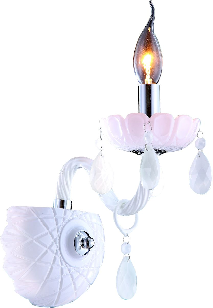 Светильник настенный Arte Lamp Teatro A3964AP-1WHA3964AP-1WH
