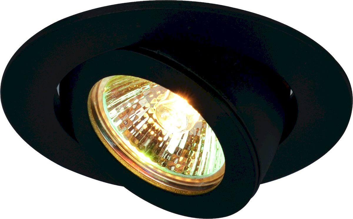 Светильник потолочный Arte Lamp ACCENTO A4009PL-1BKA4009PL-1BK