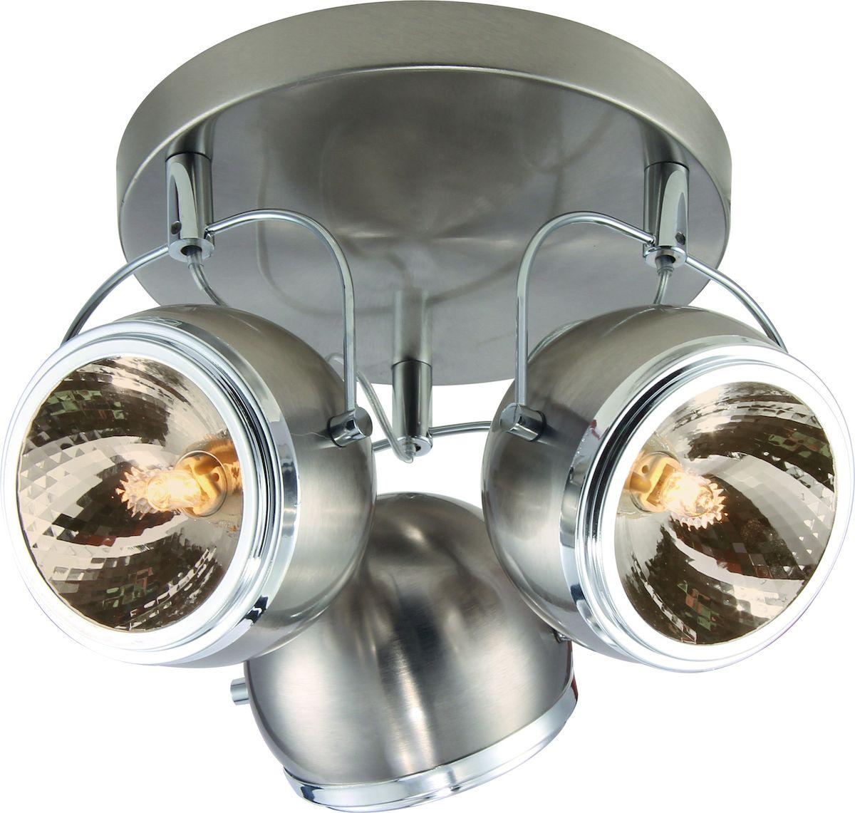 Светильник потолочный Arte Lamp ORBITER A4508PL-3SSA4508PL-3SS