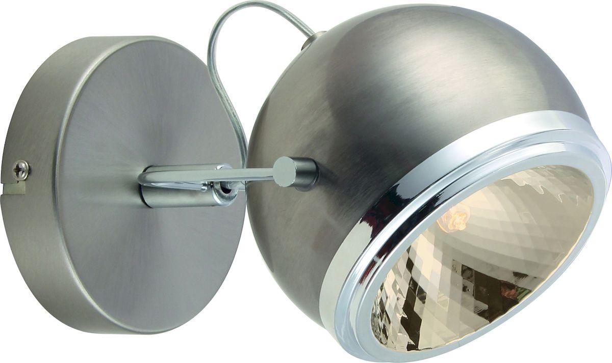 Светильник настенный Arte Lamp ORBITER A4509AP-1SS
