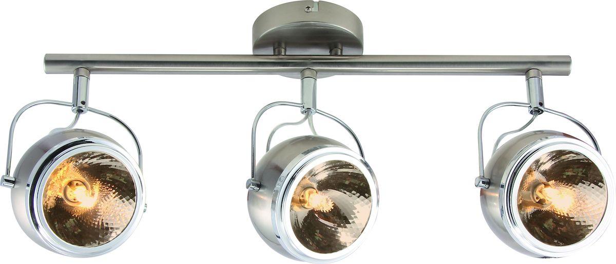 Светильник потолочный Arte Lamp ORBITER A4509PL-3SS