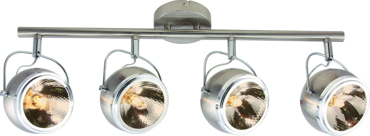 Светильник потолочный Arte Lamp ORBITER A4509PL-4SS