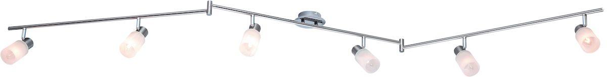 Светильник потолочный Arte Lamp CAVALLETTA A4510PL-6SS