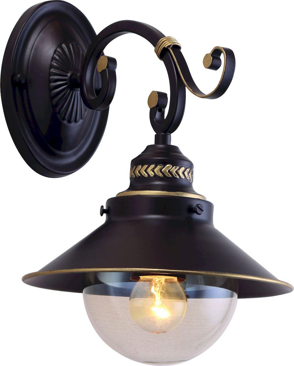 Светильник настенный Arte Lamp GRAZIOSO A4577AP-1CKA4577AP-1CK