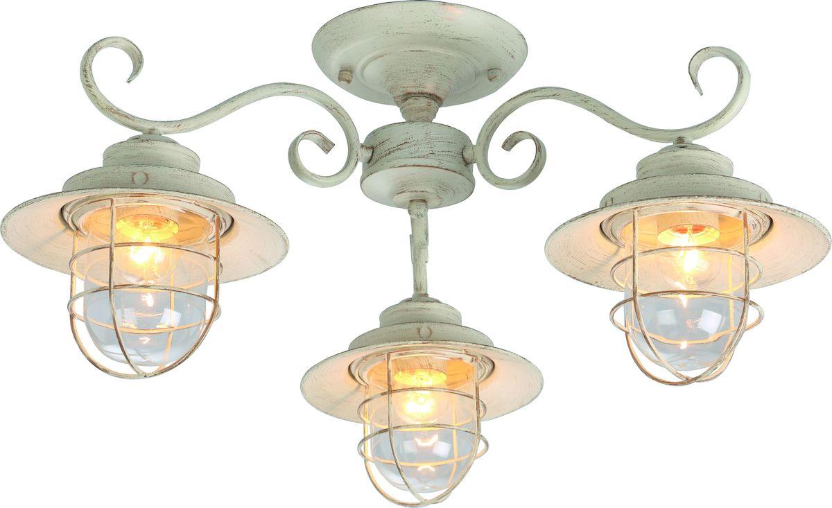 Светильник потолочный Arte Lamp LANTERNA A4579PL-3WGA4579PL-3WG