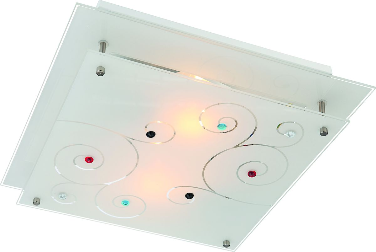 Светильник потолочный Arte Lamp ESMERALDA A4814PL-2CC
