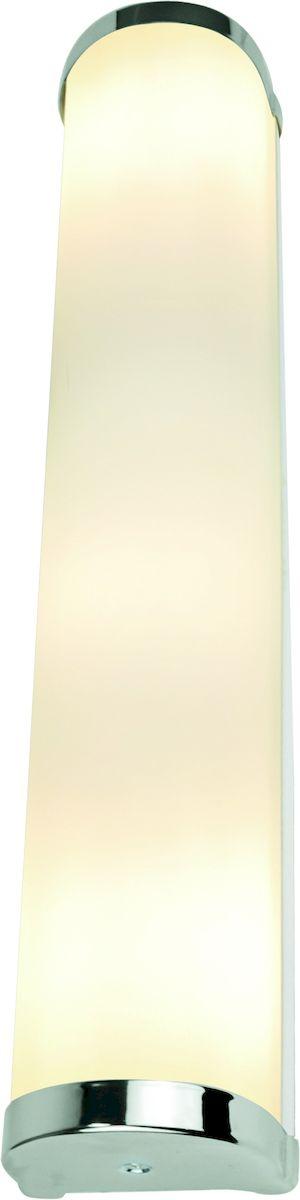 Светильник настенный Arte Lamp Aqua A5210AP-3CCA5210AP-3CCНастенный светильник Arte Lamp Aqua станет украшением вашей комнаты и оригинально дополнит интерьер. Изделие крепится к стене. Такой светильник отлично подойдет для освещения кабинета, столовой, спальни или гостиной.
