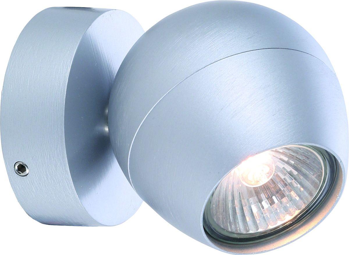 Светильник настенный Arte Lamp SFERA A5781AP-1SSA5781AP-1SS