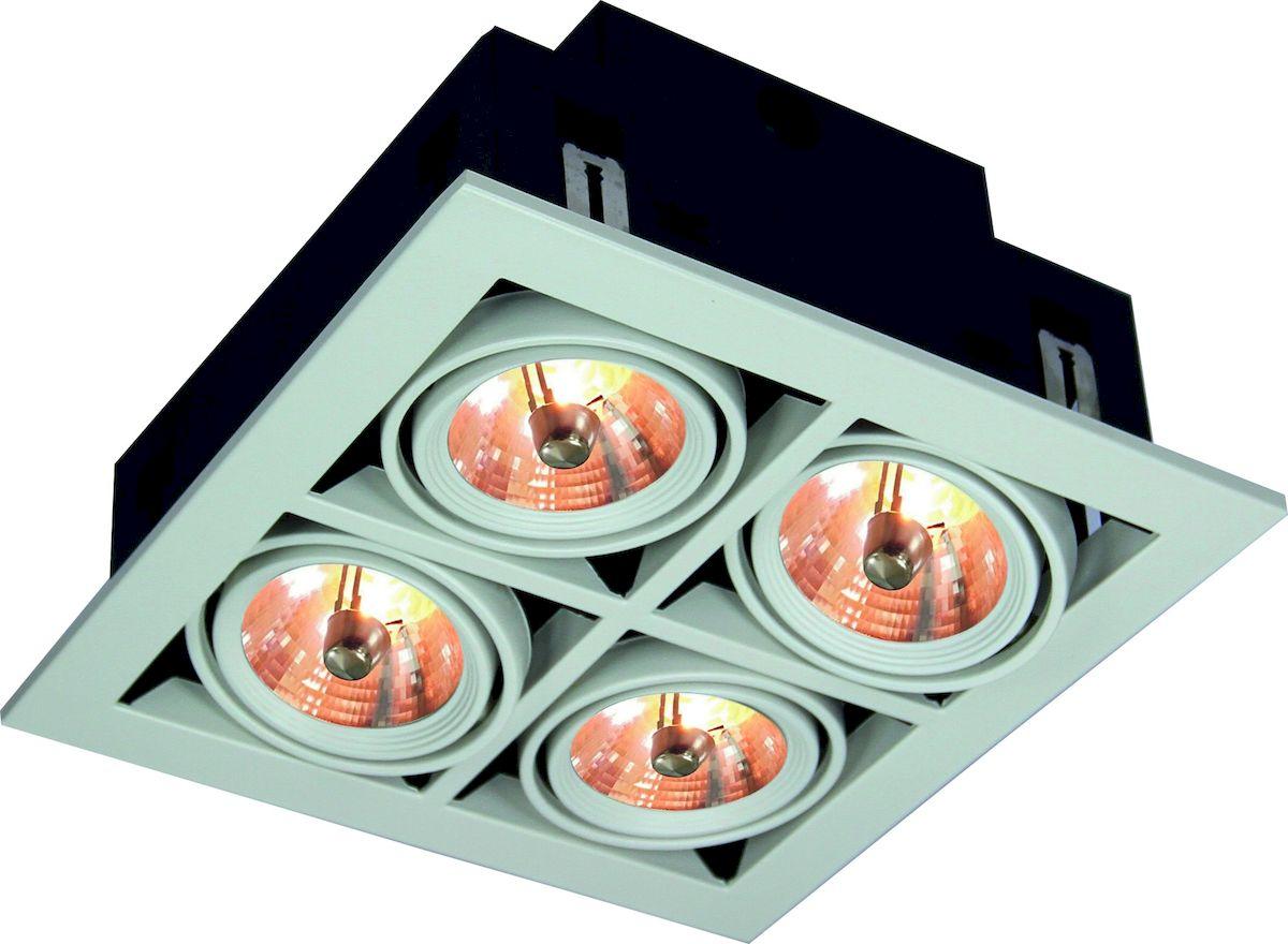 Светильник потолочный Arte Lamp CARDANI A5930PL-4WHA5930PL-4WH