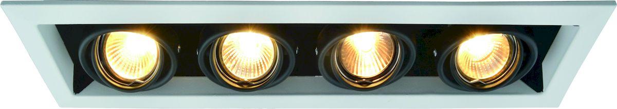 Светильник потолочный Arte Lamp CARDANI A5941PL-4WHA5941PL-4WH