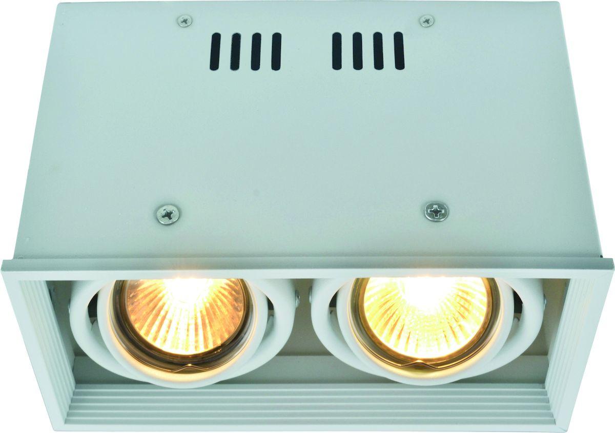 Светильник потолочный Arte Lamp CARDANI A5942PL-2WH накладной светильник arte lamp cardani a5942pl 3wh