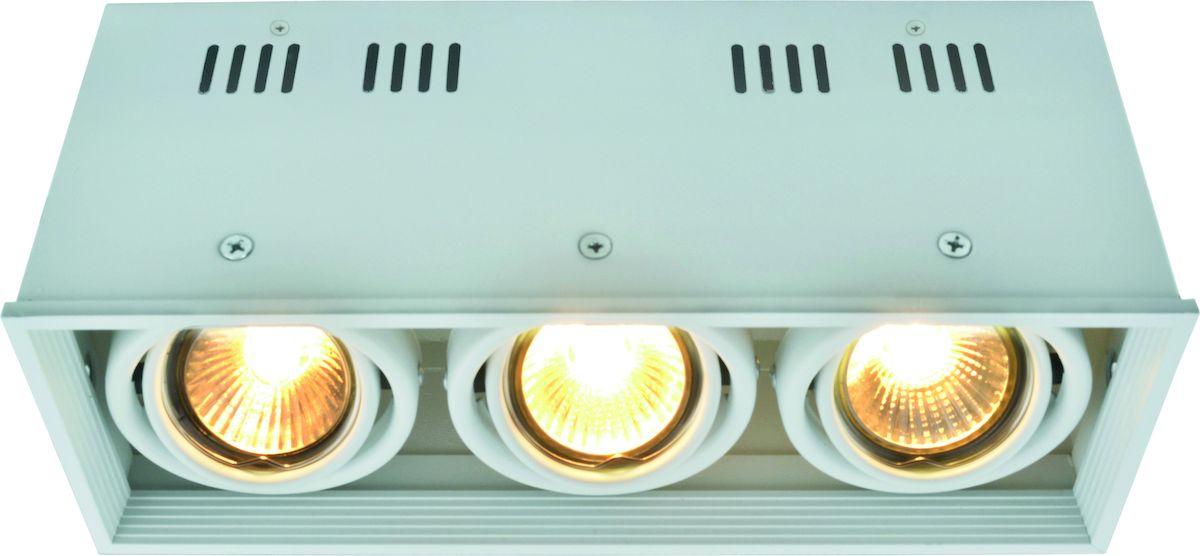 Светильник потолочный Arte Lamp CARDANI A5942PL-3WH накладной светильник arte lamp cardani a5942pl 3wh