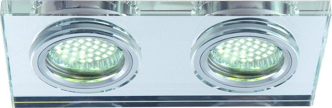 Светильник потолочный Arte Lamp Specchio. A5956PL-2CC