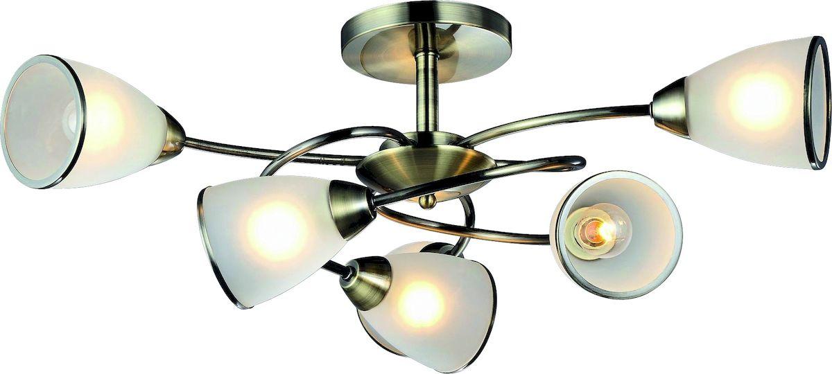 Светильник потолочный Arte Lamp INNOCENTE A6059PL-6AB arte lamp люстра на штанге arte lamp a6059pl 6ab